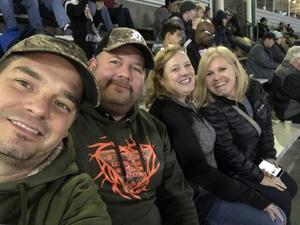 kellie attended Portland State University Vikings vs. Idaho State - NCAA Fooball on Nov 3rd 2018 via VetTix