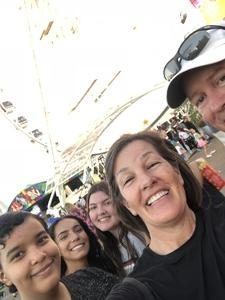 Julia attended Arizona State Fair Armed Forces Day - Tickets Are Only Good for Oct. 19 - *See Notes on Oct 19th 2018 via VetTix