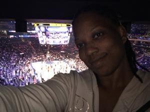 Leona attended New York Knicks vs. Washington Wizards - NBA on Oct 8th 2018 via VetTix