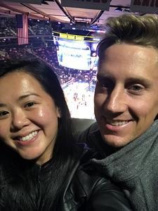 Erik attended New York Knicks vs. Washington Wizards - NBA on Oct 8th 2018 via VetTix