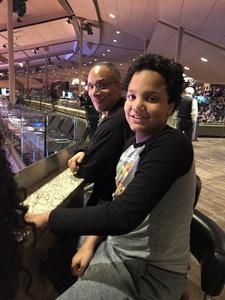 Luis attended New York Knicks vs. Washington Wizards - NBA on Oct 8th 2018 via VetTix