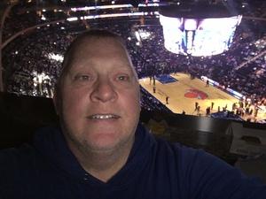 John attended New York Knicks vs. Washington Wizards - NBA on Oct 8th 2018 via VetTix