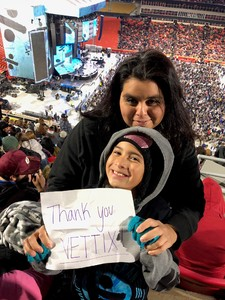 Big Ed Sheeran Fans attended Ed Sheeran: 2018 North American Stadium Tour - Pop on Oct 13th 2018 via VetTix