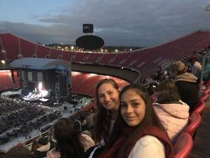 Brandon attended Ed Sheeran: 2018 North American Stadium Tour - Pop on Oct 13th 2018 via VetTix