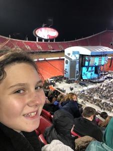 John Hawkins attended Ed Sheeran: 2018 North American Stadium Tour - Pop on Oct 13th 2018 via VetTix