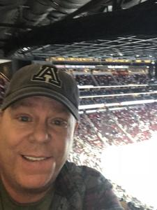 Wade attended Arizona Coyotes vs. Buffalo Sabres - NHL on Oct 13th 2018 via VetTix