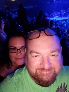 Christopher attended Old Dominion Happy Endings World Tour on Oct 4th 2018 via VetTix