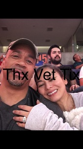La Salle attended Phoenix Suns vs. Portland Trail Blazers - NBA on Oct 5th 2018 via VetTix