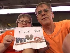 Richard attended Phoenix Suns vs. Portland Trail Blazers - NBA on Oct 5th 2018 via VetTix