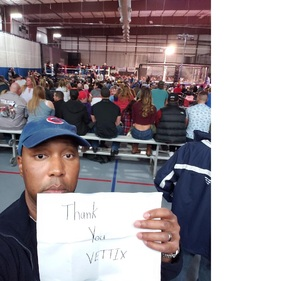 joel attended Organized Chaos Xiv - Live Mixed Martial Arts - Presented by Gladiator Fighting Association on Oct 13th 2018 via VetTix