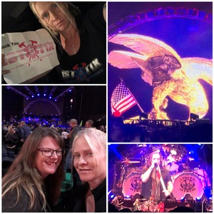 Click To Read More Feedback from Lynyrd Skynyrd: Last of the Street Survivors Farewell Tour