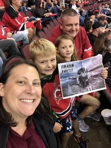 Click To Read More Feedback from New Jersey Devils vs. Washington Capitals - NHL