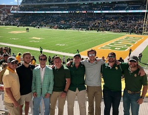 Jorge attended Baylor vs. Oklahoma State - NCAA Football on Nov 3rd 2018 via VetTix