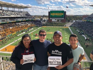 Click To Read More Feedback from Baylor Bears vs. TCU - NCAA Football