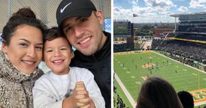 Gabe attended Baylor Bears vs. TCU - NCAA Football on Nov 17th 2018 via VetTix