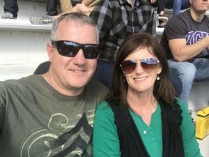 James attended Baylor Bears vs. TCU - NCAA Football on Nov 17th 2018 via VetTix