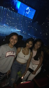 Tilo attended Drake With Migos on Oct 2nd 2018 via VetTix
