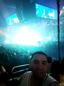 Hector attended Drake With Migos on Oct 2nd 2018 via VetTix