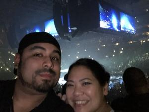 Alex attended Drake With Migos on Oct 2nd 2018 via VetTix