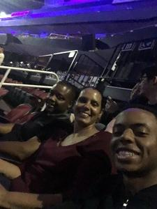 Misty attended Drake With Migos on Oct 2nd 2018 via VetTix