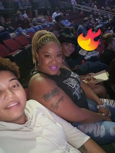 J Jackson attended Drake With Migos on Oct 2nd 2018 via VetTix