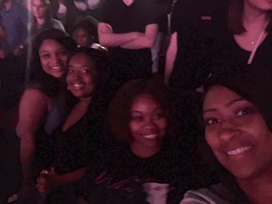 Shanee attended Drake With Migos on Oct 2nd 2018 via VetTix