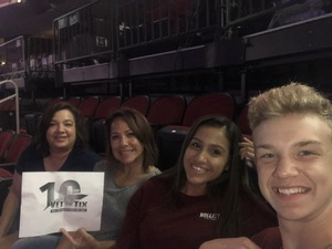 Joe T attended Drake With Migos on Oct 2nd 2018 via VetTix