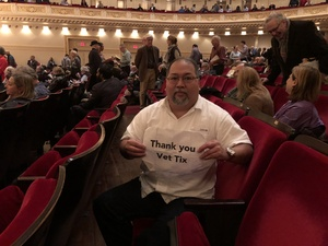 evan attended A Walt Whitman Sampler - Presented by the American Symphony Orchestra on Oct 17th 2018 via VetTix