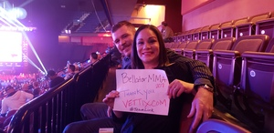 Daniel attended Bellator 207 - Mitrione vs. Bader - World Grand Prix - Live Mixed Martial Arts on Oct 12th 2018 via VetTix