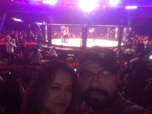 Luis C. USMC attended Bellator 207 - Mitrione vs. Bader - World Grand Prix - Live Mixed Martial Arts on Oct 12th 2018 via VetTix