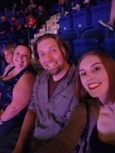 Beth attended Bellator 207 - Mitrione vs. Bader - World Grand Prix - Live Mixed Martial Arts on Oct 12th 2018 via VetTix