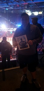 Samuel attended Bellator 207 - Mitrione vs. Bader - World Grand Prix - Live Mixed Martial Arts on Oct 12th 2018 via VetTix