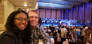 tom attended Super Diamond - A Tribute to Neil Diamond - Presented by the Fort Worth Symphony Orchestra on Oct 14th 2018 via VetTix