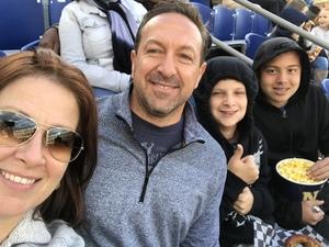 Kelby attended Navy Midshipmen vs. Temple Owls - NCAA Football on Oct 13th 2018 via VetTix