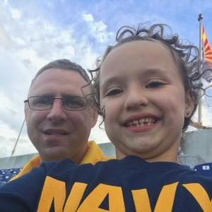 Justin attended Navy Midshipmen vs. Temple Owls - NCAA Football on Oct 13th 2018 via VetTix