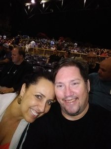 Mike attended Wmzq Fall Fest Featuring Lady Antebellum and Darius Rucker - Country on Oct 6th 2018 via VetTix