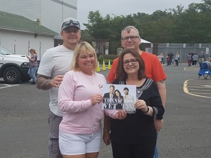 Christopher attended Wmzq Fall Fest Featuring Lady Antebellum and Darius Rucker - Country on Oct 6th 2018 via VetTix