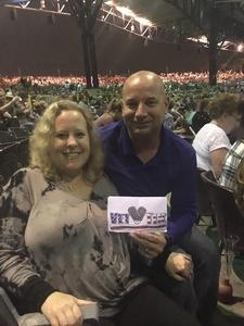 Timothy attended Wmzq Fall Fest Featuring Lady Antebellum and Darius Rucker - Country on Oct 6th 2018 via VetTix