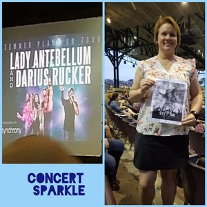 Joanne attended Wmzq Fall Fest Featuring Lady Antebellum and Darius Rucker - Country on Oct 6th 2018 via VetTix