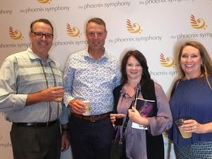 Gary attended The Phoenix Symphony Presents Tchaikovsky's Fourth and Rachel Barton Pine - Friday on Oct 12th 2018 via VetTix