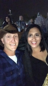 Truston attended Kson Presents Dierks Bentley Mountain High Tour 2018 - Country on Oct 12th 2018 via VetTix