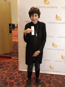 richard attended The Phoenix Symphony- Tchaikovskyas Fourth and Rachel Barton Pine - Sunday Matinee on Oct 14th 2018 via VetTix
