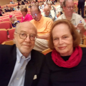Jerry attended The Phoenix Symphony- Tchaikovskyas Fourth and Rachel Barton Pine - Sunday Matinee on Oct 14th 2018 via VetTix