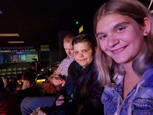 stephen attended Disney on Ice Presents Mickeys Search Party on Oct 12th 2018 via VetTix