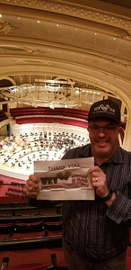 Click To Read More Feedback from Mahler 3 - Presented by the Chicago Symphony Orchestra