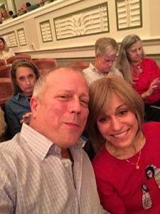 Floyd attended The Music of the Rolling Stones With the Nashville Symphony on Nov 11th 2018 via VetTix