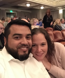 Victor attended The Music of the Rolling Stones With the Nashville Symphony on Nov 11th 2018 via VetTix