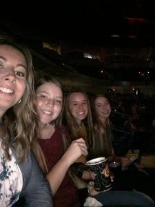 Adrienne attended Jake Owen on Oct 4th 2018 via VetTix