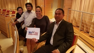 Joy attended Vanessa Williams - Presented by the Pacific Symphony on Oct 13th 2018 via VetTix