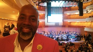 James D Redding attended Vanessa Williams - Presented by the Pacific Symphony on Oct 13th 2018 via VetTix